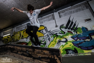 Ramp Xciting Funhall WIKI in Graz skateboarder