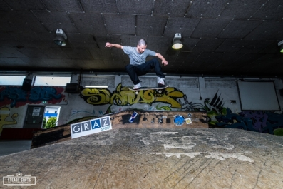 Xciting Funhall WIKI in Graz skateboarder